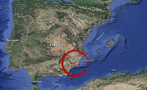 Suomalaismies kuoli asuntoautopalossa Espanjassa.