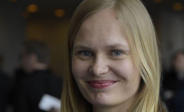 Keskustan kansanedustaja Hanna Kosonen. Arsi Ikäheimonen / All Over Press