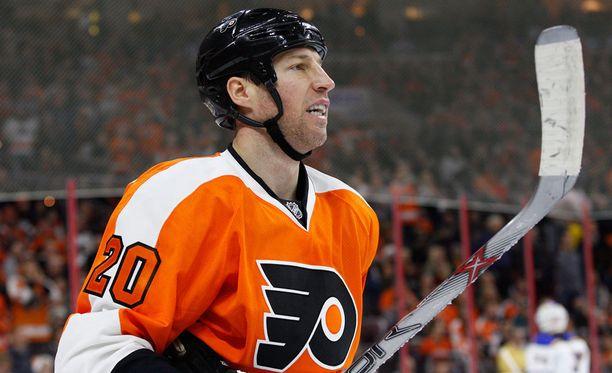 R.J. Umberger tähtää takaisin NHL:ään.
