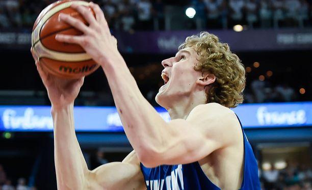 Lauri Markkasen otteet ihastuttavat myös perinteikkäässä koripallomaassa Ranskassa.