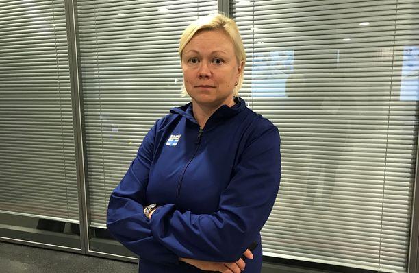 Suomen Valmentajien toiminnanjohtaja Sari Tuunainen totesi, että tutkimus paljasti luultua suuremman ongelman.