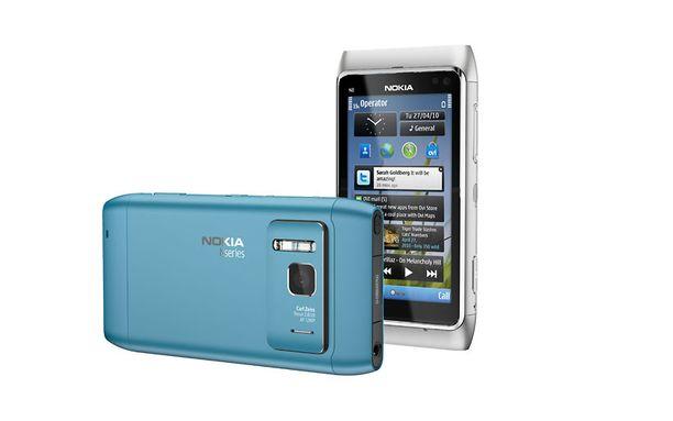 Nokian uusi N8 on saanut hyvän vastaanoton.
