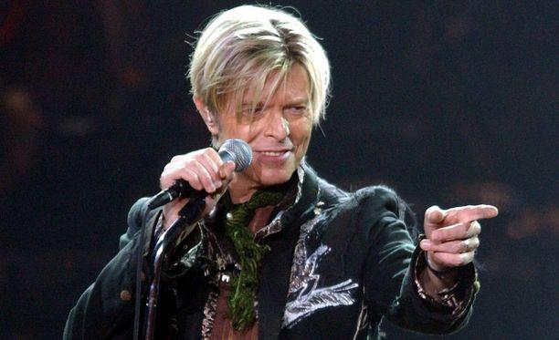 Bowien viimeiseksi jäänyt albumi Blackstar julkaistiin vain kaksi päivää ennen hänen kuolemaansa.