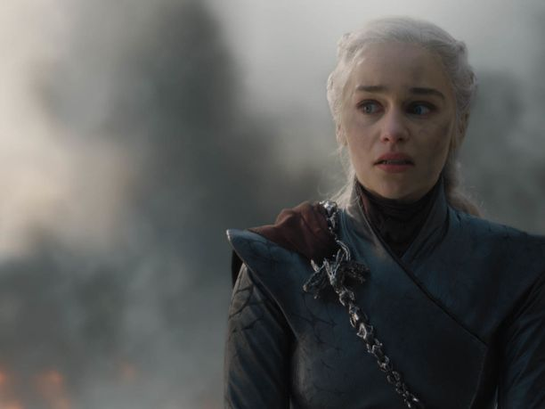 Emilia Clarken esittämä Daenerys Targaryen oli yksi sarjan päähenkilöistä.