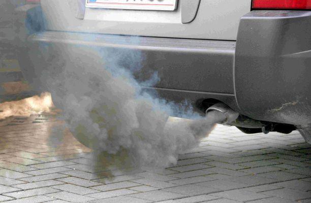 Hiukkaspäästöpurskaukset ovat olleet yllättäviä suodattimen puhdistustoiminnan aikana.
