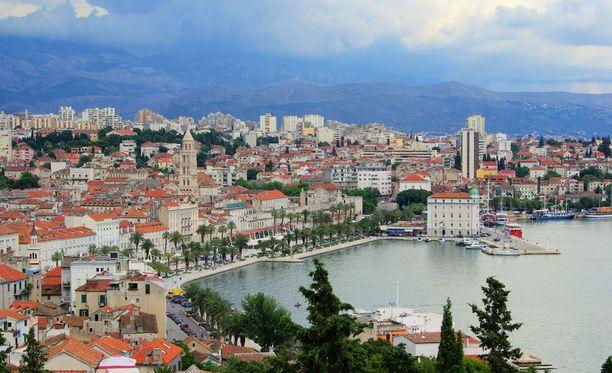 Split, Kroatia.