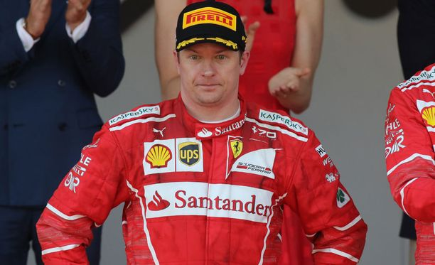 Kimi Räikkönen ei kuulu maailman sadan tunnetuimman urheilijan joukkoon, väittää Espn.