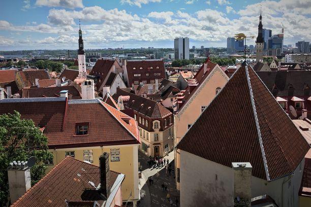 Tapaus sattui Tallinnan vanhassa kaupungissa sijaitsevassa hotellissa. Kuvituskuva.