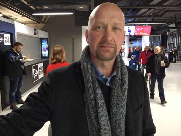 Jarmo Kekäläinen on Columbuksen menestyksen rakennusmestari.