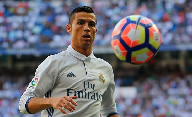 Cristiano Ronaldon Real Madrid pelasi viikonloppuna tasapelin.