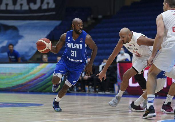 Maajoukkuepelaaja Jamar Wilson aikoo seurata olympiakoripalloa tarkasti.