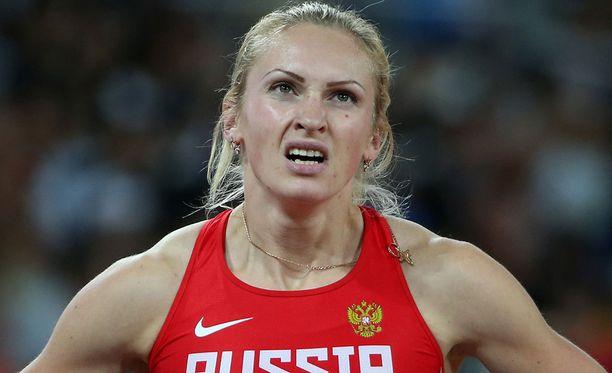 Nadezhda Kotljarovan kärystä uutisoitiin ensimmäisen kerran sunnuntaina.