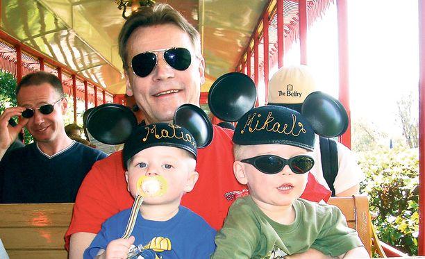 Mikkihiirimeininkiä Disney Worldissa Floridassa.