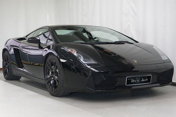 Lamborghini Gallardo Nera.