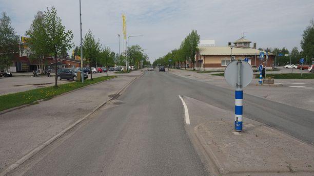 Laihia on reilun 8000 asukkaan kunta Pohjanmaalla.
