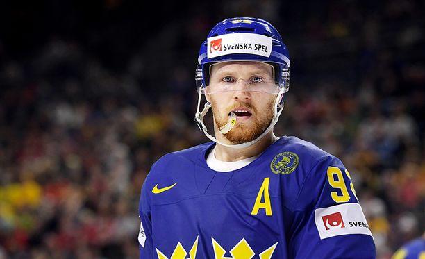 Gabriel Landeskog saattaa saada pelikieltoa.