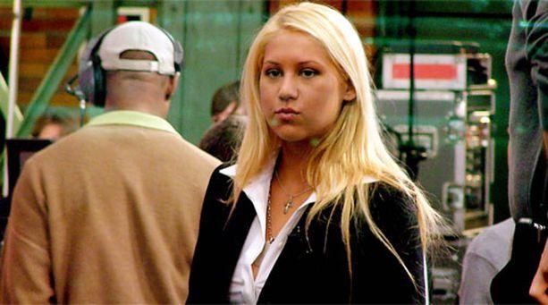 Anna Kournikova tunnettiin paremmin ulkonäöstään kuin pelitaidoistaan.