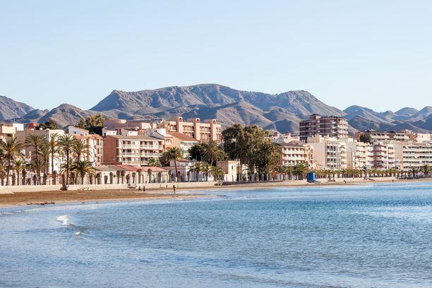 Lahtelaismies kuoli Puerto de Mazarronissa perjantaina.