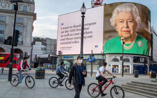 Kuningatar Elisabet kielsi syntymäpäivänsä huomioimisen