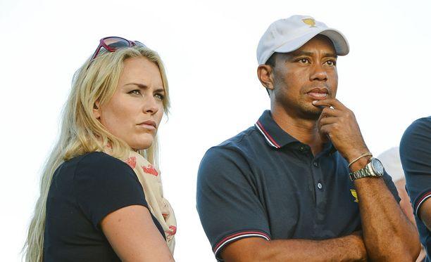 Lindsey Vonn ja Tiger Woods seurustelivat parin vuoden ajan.
