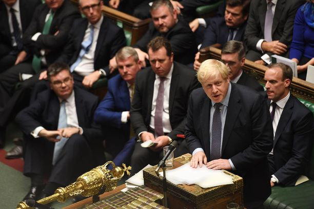 Britannian pääministeri Boris Johnson on kokenut brexit-rintamalla lukuisia takaiskuja.