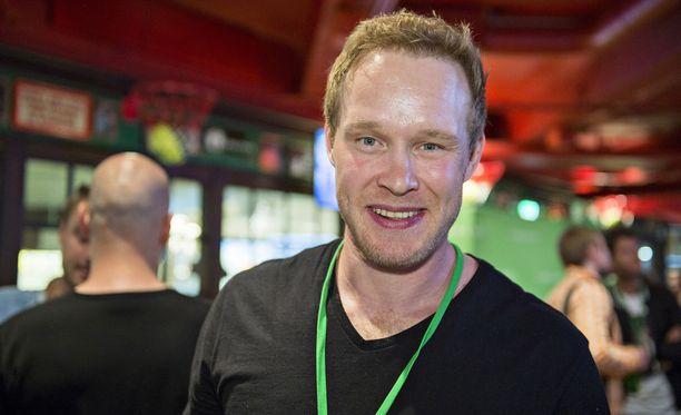 Janne Niinimaa ei hyväksynyt poliisin hänelle mittaamaa nopeutta.