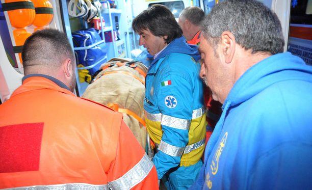 Viranomaiset ovat vahvistaneet yhden kuolonuhrin laivaonnettomuudessa.