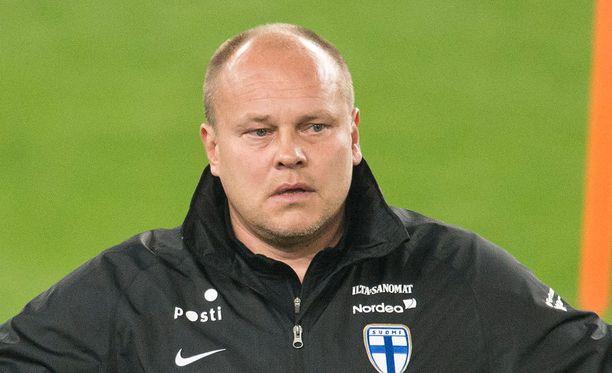 Mixu Paatelainen haluaa lähteä voittamaan otteluita.