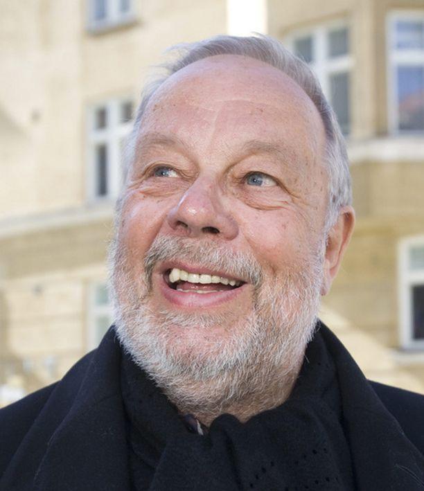 Matti Salminen konsertoi Turussa uutenavuotena.