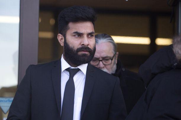 Jaskirat Singh Sidhu on tunnustanut syyllisyytensä kaikkiin saamiinsa syytteisiin.
