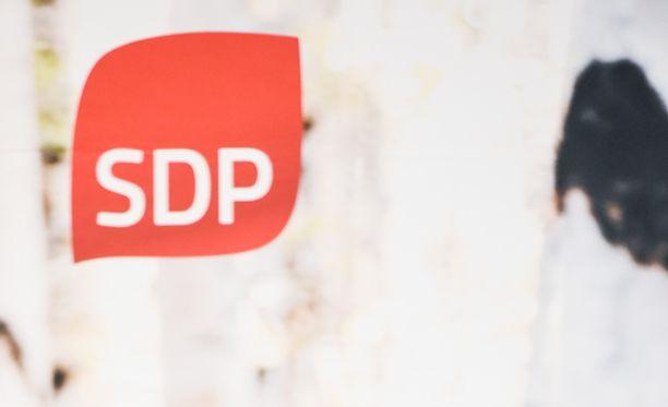 SDP on edelleen suosituin puolue.