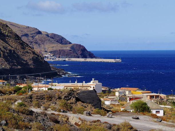 El Hierrolta ei löydy suurkaupunkien kuhinaa.