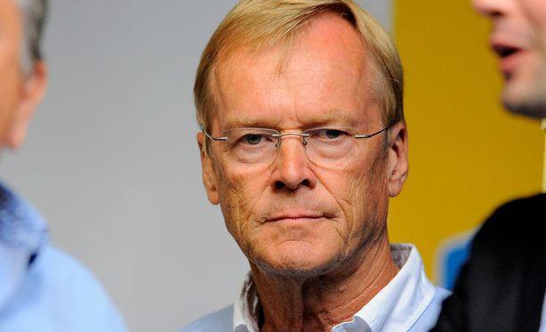 Ari Vatanen on rallin maailmanmestari vuodelta 1981.