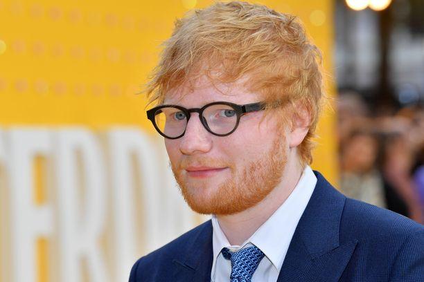 Ed Sheeran tuplasi viime vuonna tulonsa.