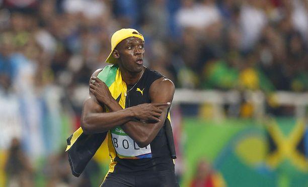 Kovaääniset Usain Bolt -fanit aiheuttivat hässäkän New Yorkissa.