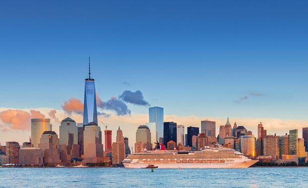 New Yorkissa asuminen on niin kallista, että laivalle muuttaminen alkaa olla houkutteleva vaihtoehto etätyötä tekevien mielestä.