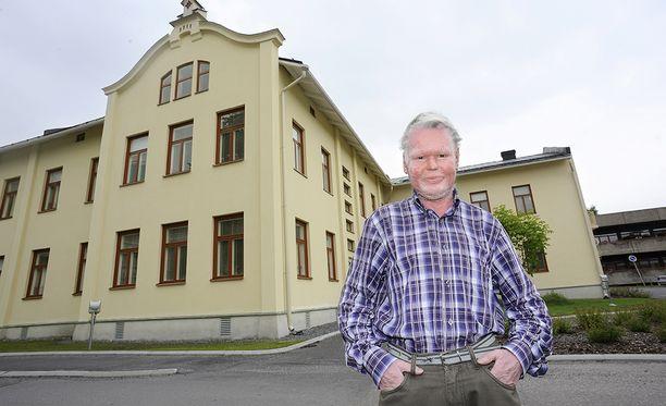 Ari Saarilammi on monille porilaisille tuttu yhdistysaktiivi.