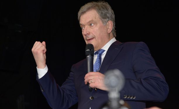 Sauli Niinistö yllättyi, kuinka selvästi hän voitti vaalit.