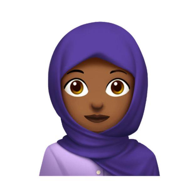 Alhumedhi toivoo, että miljoonat huivia käyttävät naiset voivat samaistua emojiin.