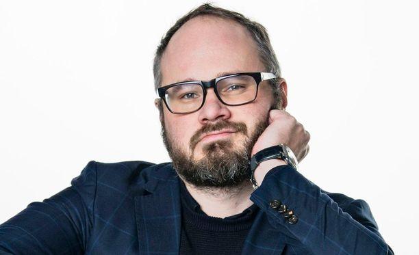 Iltalehden kolumnisti Tuomas Enbuske raportoi New Yorkista koko viikon.