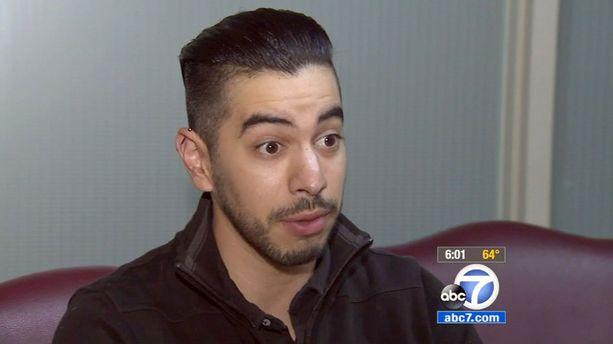 Robin Bartoniksi -nimetty 25-vuotias nuorimies kertoo, ettei ole vihainen äidilleen hylätyksi tulemisesta huolimatta.