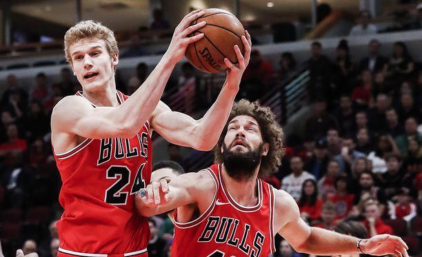 Lauri Markkasen tahti on hurjaa NBA:ssa.