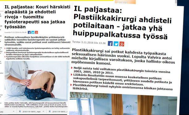 Iltalehden lukijat kertoivat kokemistaan ahdistavista tilanteista.