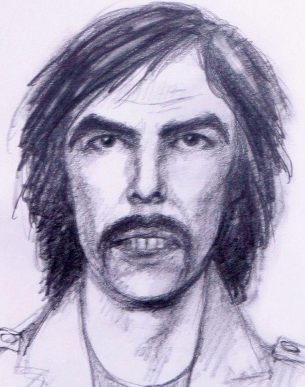 Tämännäköistä miestä on epäilty Maddien sieppaamisesta.