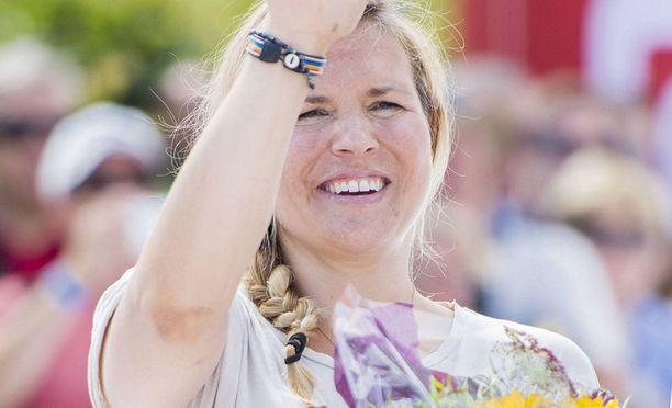 Anja Pärson voitti alppihiihtourallaan olympiakultaa, kaksi maailmancupia ja seitsemän maailmanmestaruutta.