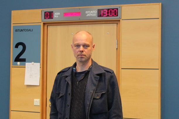 Marja-alan yrittäjä Matti Hankosta syytetään ihmiskaupasta.