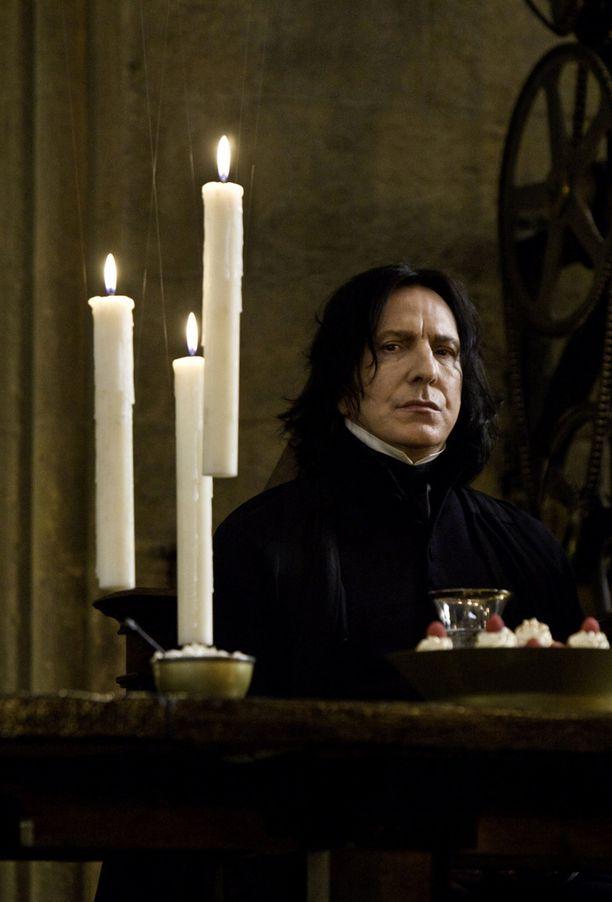 Harry Potterin Snapena eli Kalkaroksena.