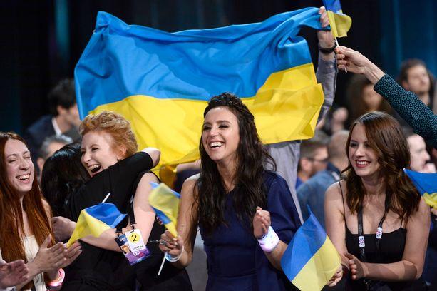 Ukraina on Euroviisujen modernin ajan kestomenestyjä. Jamala voitti huipputasaisen viisufinaalin lauantaina.