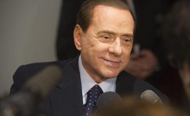 Voittoa on ennustettu Silvio Berlusconin oikeistokoalitiolle.