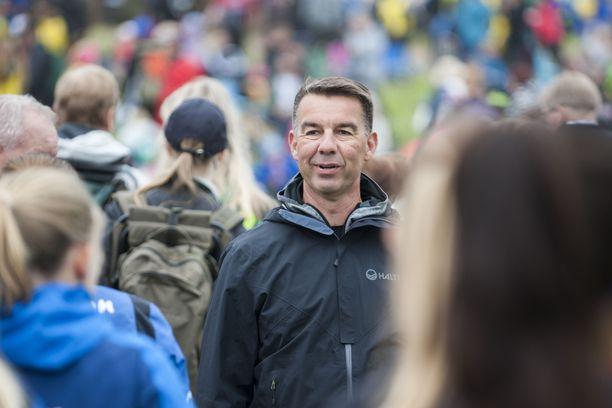 Vuonna 1966 syntynyt Mika Kulmala oli viikonloppuna Kangasalla Jukolan viestissä. Se oli 44:s kerta, kun hän osallistui rastitapahtumaan. Kilpailemassa hän on ollut 38 kertaa.
